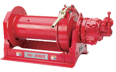 Thern Utiltiy Air Winches - AMMC - 1