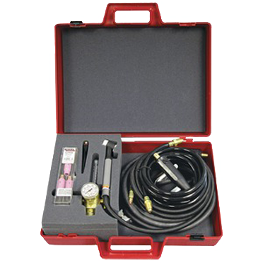 Lincoln Electric K2267-1 TIG-Mate 20 Water-Cooled TIG Torch Start Pack - AMMC