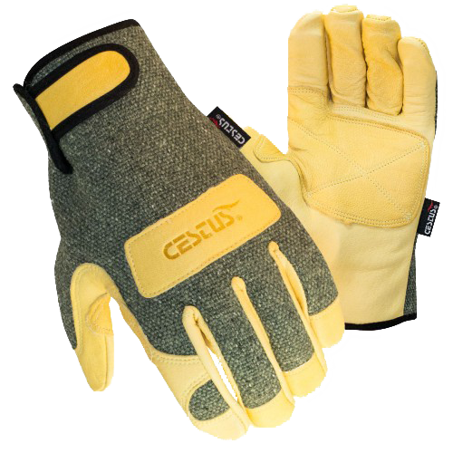 Cestus Gloves 7056 WeldTech 1600C - AMMC - 1
