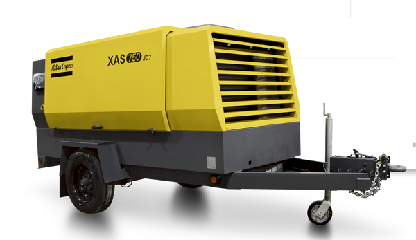 Atlas Copco XAS 750 JD7 iT4 COMPRESSOR - AMMC