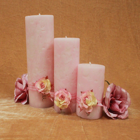 Le Chic Pillar Candles