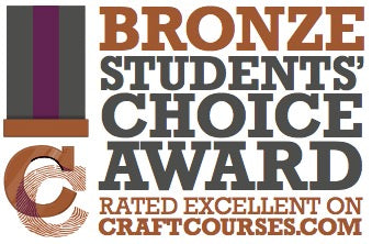 students choice award candle making course