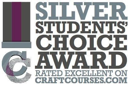 silver students choice award craft courses