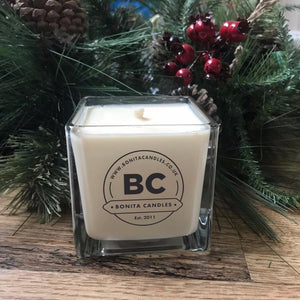 Bonita classic soybean fragranced candle