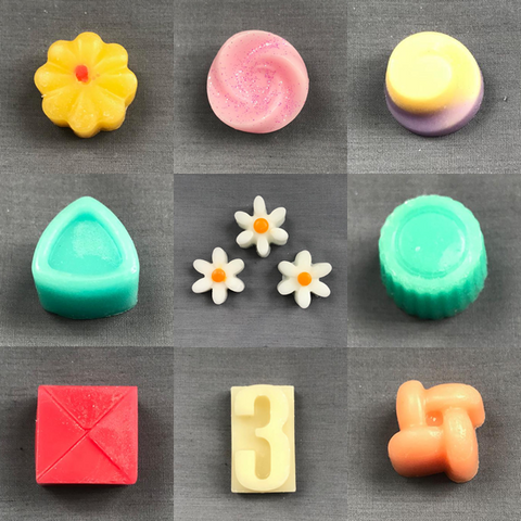 fragrant wax melts