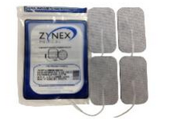 "2""x3.5"" Rectangle Electrodes – 4/Pk"