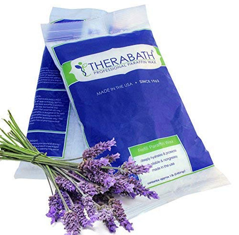 Therabath Paraffin Wax Refill - Lavender Harmony