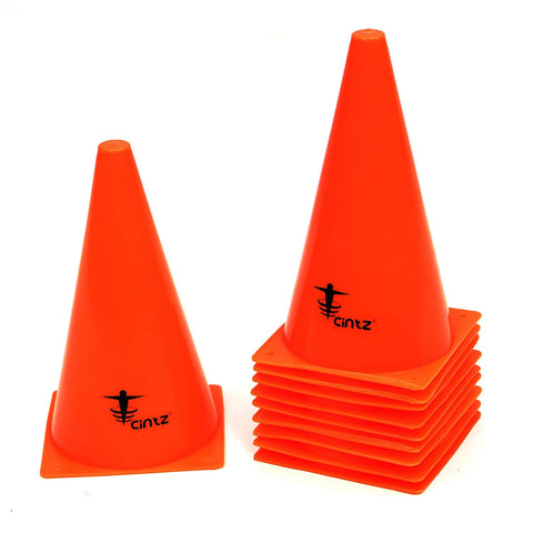 "Cintz 9"" Training Cones"