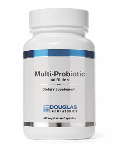 Douglas Laboratories - Multi-Probiotic 40 Billion (Dietary Supplement)