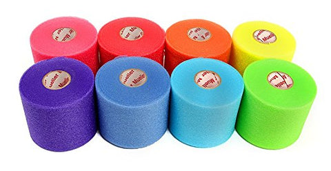 Mueller Athletic  Pre-Wrap (8 Colors) (30 Yards)