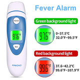 ANKOVO Infrared Forehead and Ear Thermometer
