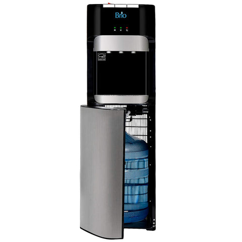 Brio Essential Series - Bottom Load Hot, Cold, & Room Temperature - Water Cooler Dispenser