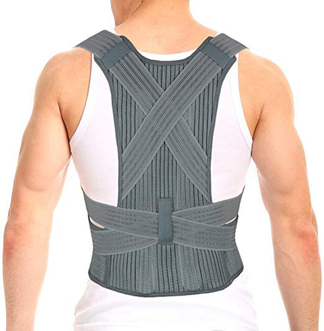 ORTONYX Posture Corrector - Clavicle and Shoulder Support Back Brace