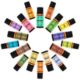 Natrogix Nirvana Therapeutic-Grade Aromatherapy Essential Oil Set
