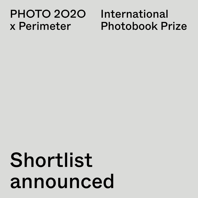PHOTO 2020 x Perimeter International Photobook Prize