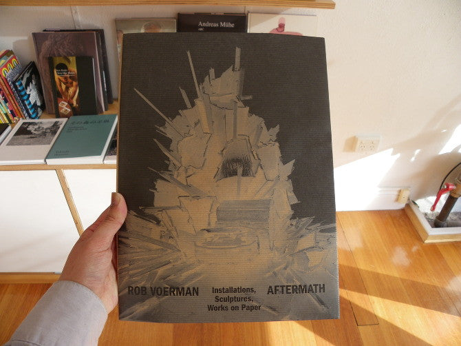 Rob Voerman - Aftermath: Installations, Sculptures, Works on Paper