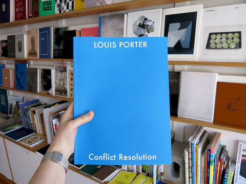 Louis Porter - Conflict Resolution