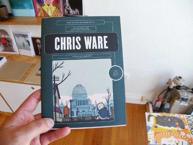 mono.kultur #30 Chris Ware: A Sense of Thereness