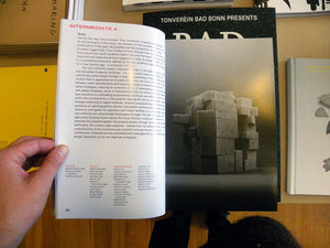 AA Book: Projects Review 2016
