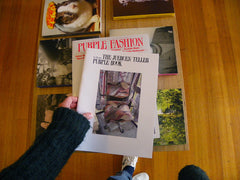 Purple Fashion 21 (Incl. Booklet Jurgen Teller)