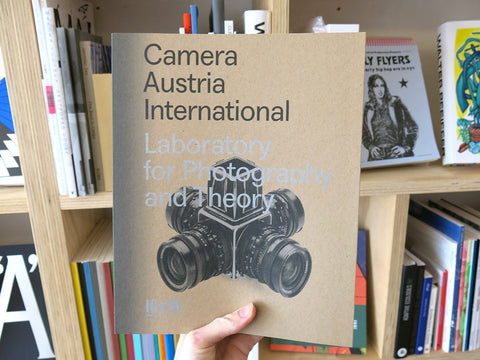 Camera Austria International: Laboratory for Photography and Theory
