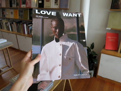 LoveWant Issue 21