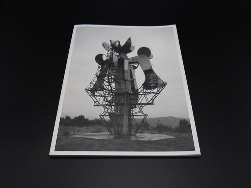 Jan Kempenaers – Composite (Rare, with Signed Print)