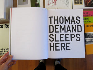 Thomas Demand – House of Card