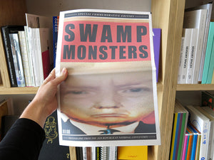 Phil Zimmermann – SWAMP MONSTERS