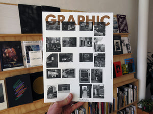Graphic Magazine 33: Bookshops