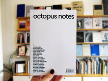 Load image into Gallery viewer, Octopus Notes 8