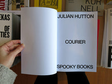 Load image into Gallery viewer, Julian Hutton – Courier