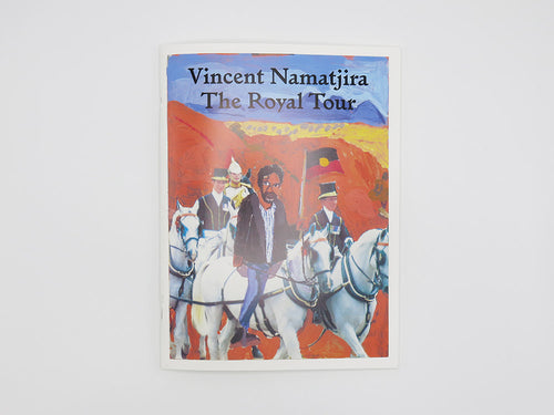Vincent Namatjira – The Royal Tour