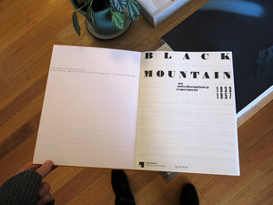 Black Mountain: An Interdisciplinary Experiment, 1933 – 1957