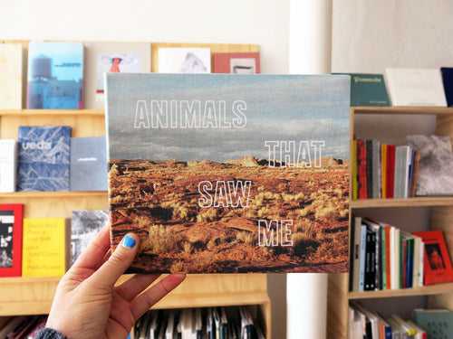 Ed Panar - Animals That Saw Me