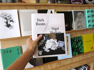 Nigel Shafran - Dark Rooms