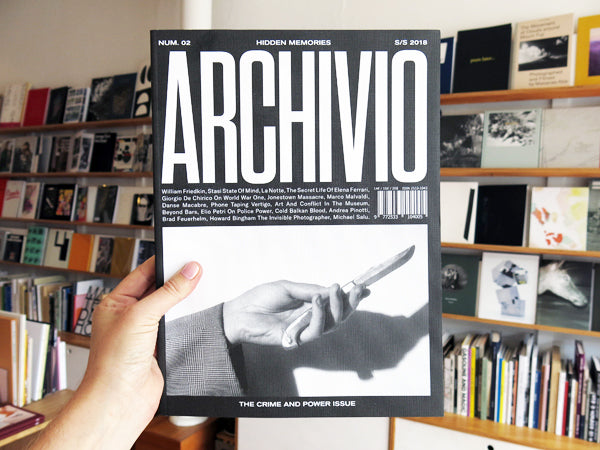 Archivio 02: The Crime And Power Issue