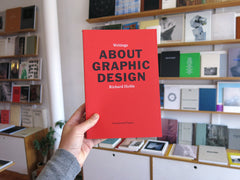 Richard Hollis - About Graphic Design