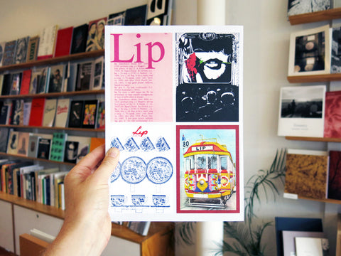 The Lip Anthology: An Australian Feminist Arts Journal 1976-1984