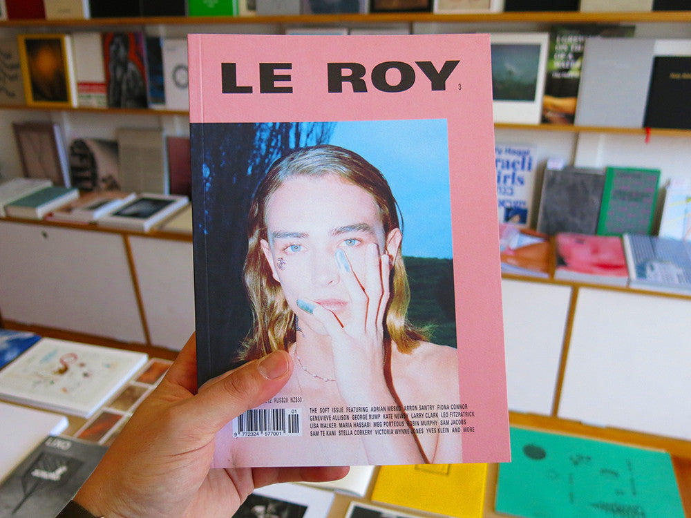LE ROY 3: The Soft Issue
