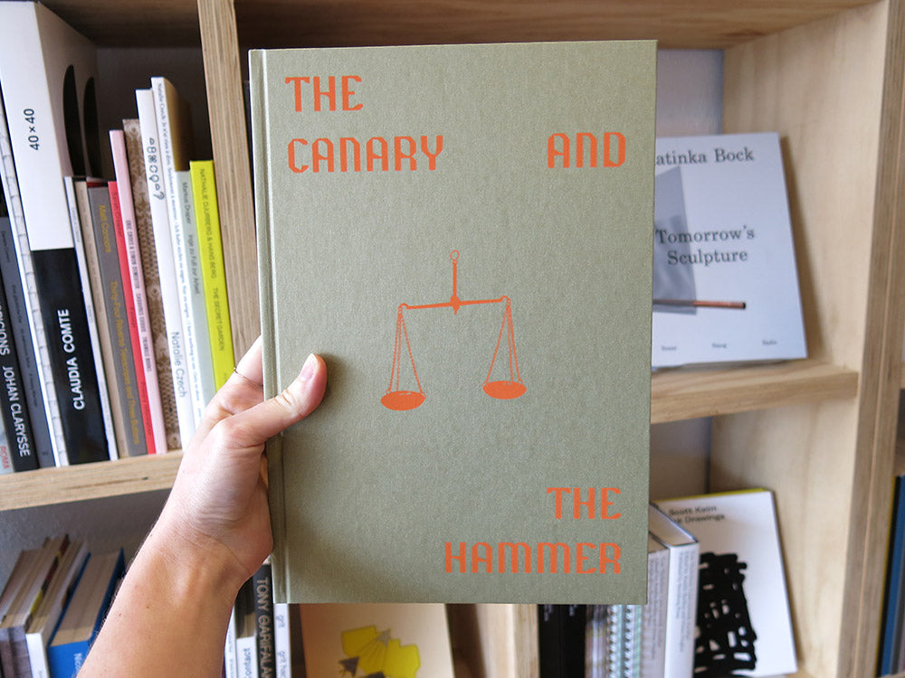 Lisa Barnard – The Canary and The Hammer