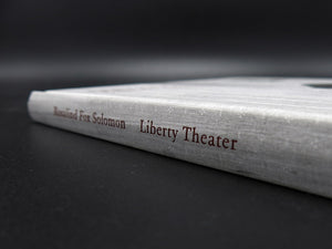 Rosalind Fox Solomon – Liberty Theater (Rare)