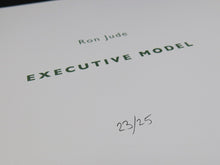 Load image into Gallery viewer, Ron Jude – Executive Model (Very Rare, Special Edition with Signed Print)