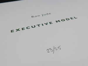 Ron Jude – Executive Model (Very Rare, Special Edition with Signed Print)