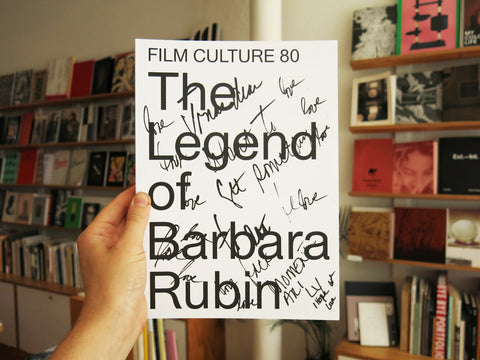 The Legend of Barbara Rubin