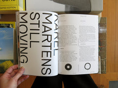 Karel Martens: Still Moving