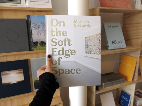 Marleen Sleeuwits - On the Soft Edge of Space