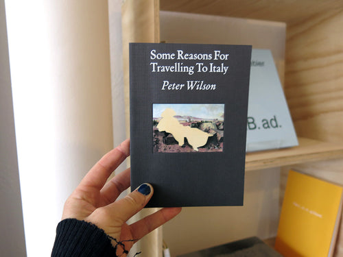 Peter Wilson - Some Reasons for Travelling to Italy