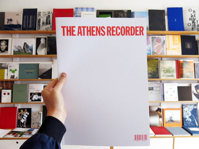 Johannes Schwartz - The Athens Recorder