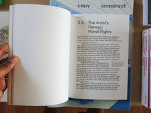 Load image into Gallery viewer, Eric Schrijver – Copy This Book: An Artist's Guide to Copyright